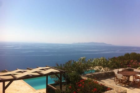 Villa - breathtaking seaview - Talo