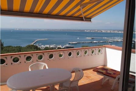 Apartment 4 pers Seaview Pool ! - Appartamento