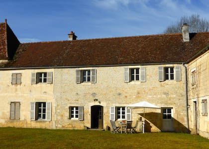 Charming Burgundy Guesthouse - Prusly-sur-Ource