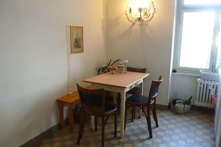 2-room flat, 10 min Basel World