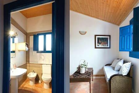 Romántico loft con agua termal - Appartamento