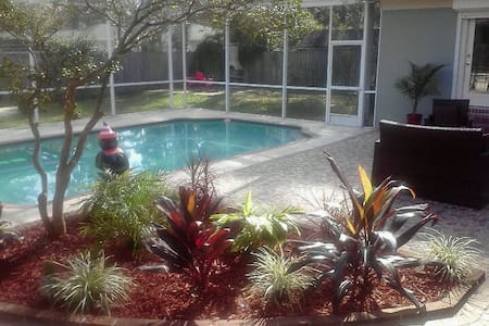 Poolside and Private Ortega/Avondale/NAS - Jacksonville - Wohnung