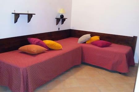 Camera doppia con letti singoli - Bed & Breakfast