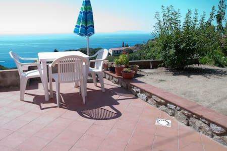Stay on the beautiful isle of Elba! - Marciana - Wohnung