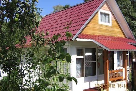 Дом в центре Валдая в 100 м от озер - Rumah