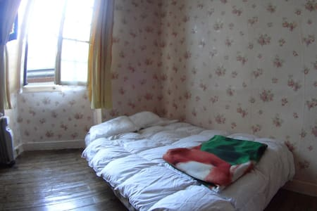 Double sofa-bed in a precious, central apartment - Daire