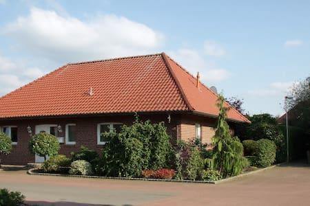 Ferienhaus Bungalow großer Garten - Casa