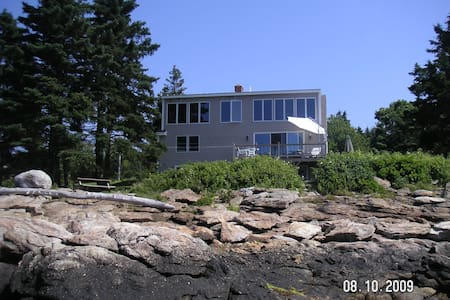 AWESOME-OCEANFRONT HOME-LUXURY SUNSET-NEARBY BEACH - Bristol - Ház