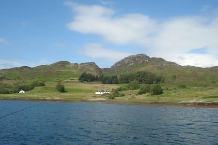 Whole Private Island: Carna House - Acharacle