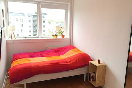 Bright room in cozy surroundings! - København  - Apartment