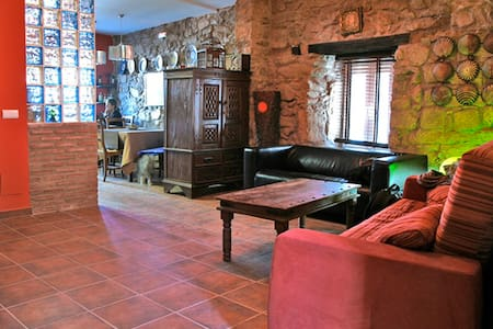 Casa del siglo XVIII  - Jarilla - Hus