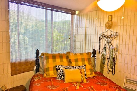NEW! Long stay Garden Master Suite - Honolulu - Apartment
