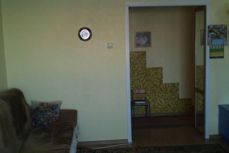 Уютные апартаменты в Нарве. - Wohnung