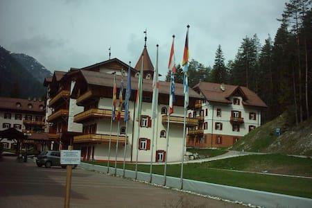 Settimane bianche vicino Cortina - Dobbiaco - Apartemen