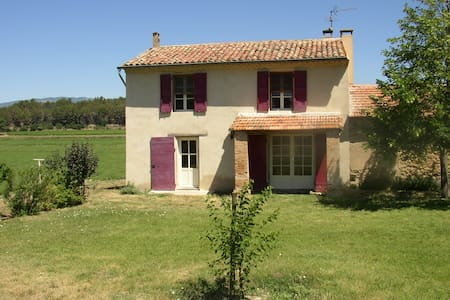 GITE RURAL LA CASTELETTE - House