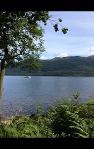 2br Loch Lomond, Scotland. - Tarbet - House