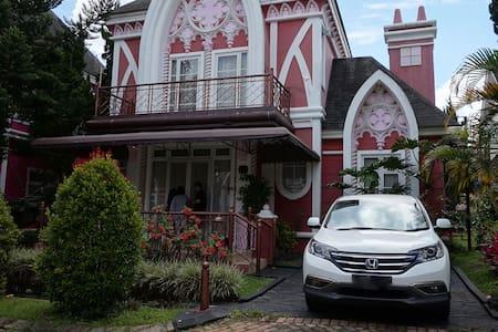 3BR Villa For A Family Getaway in the Mountain - Cipanas
