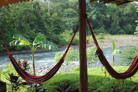 Jungle Riverside Hostel - Sarapiqui