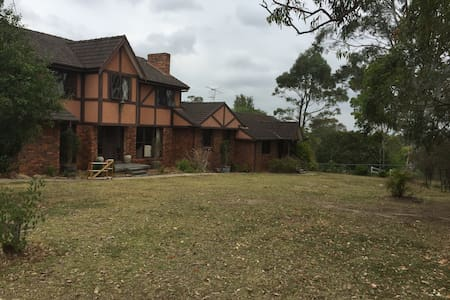 5 Bedroom, 3.5 Bathroom Country Escape on 5 Acres - Annangrove - House