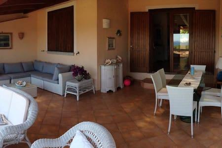 sardegna villa stupenda vista mare  - Conca Verde di Santa Teresa di Gallura