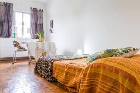 Big Room next Subway and  Paulista - São Paulo - Apartment