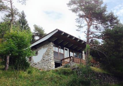 Villino panoramico vicino a Cortina - Haus