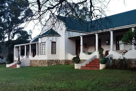 Wine farm house in Robertson area - House