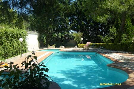 HOLIDAY HOUSE WITH POOL - Torre Santa Susanna