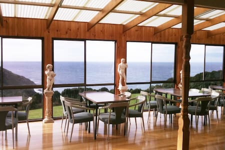 King Island Scenic Retreat - Double - Naracoopa, King island - Bed & Breakfast