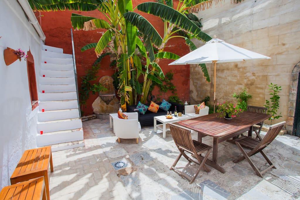 Casa el patio andaluz i apartamentos en alquiler en - Fotos patio andaluz ...
