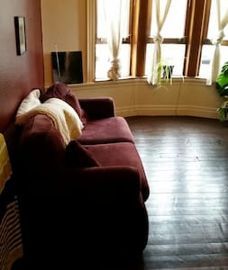 Entire traditional 1 bed flat - Glasgow - Apartment