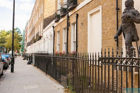 Quirky and Central London 1 Bedroom