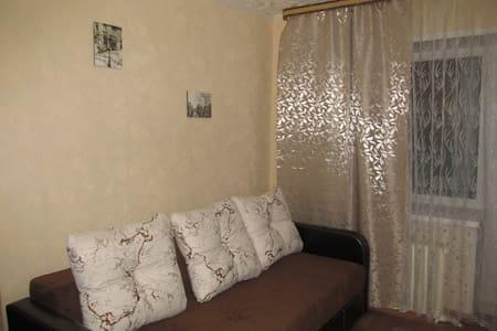 Квартира посуточно в центре города - Apartament