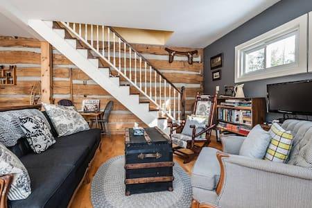 Settler's Loft + Hudson's Hideaway - Wohnung