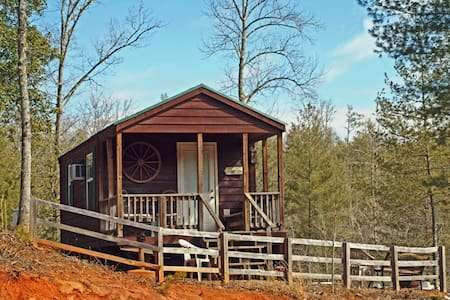 Cozy Cabin-fun Ranch-Smoky Mtns.! - Casa