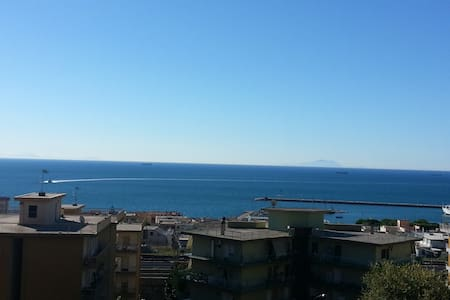 amazing view of Gaeta's Gulf