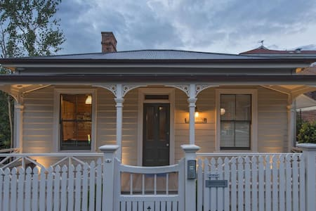 Parnell Cottage in Central Auckland