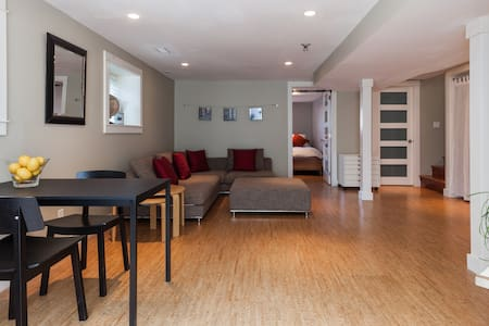 Come stay in our renovated heritage house in the Fraser Street area.  It is a beautiful residential neighborhood that prides itself on community.  A very quiet side street located in central Vancouver, close to transportation and tons of amenities.