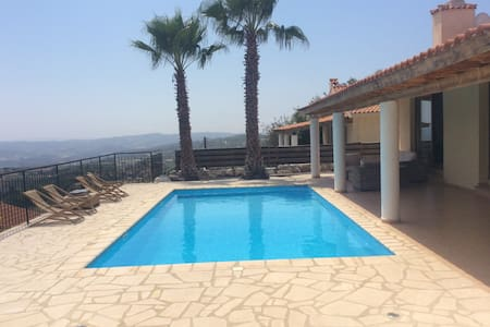 3 bed villa, private pool & views - Villa