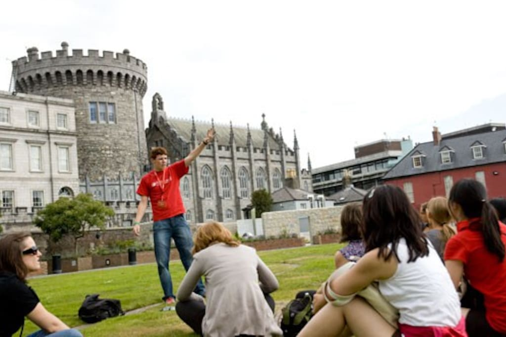 FREE 3 hour Dublin Tour included for all guests