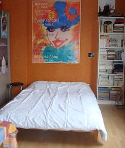 a room for 2 in Dunkerque FRANCE - Dunkerque