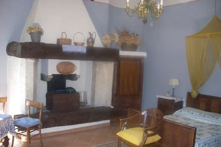 B&B Tempi Lontani- Camera ROSE - Miasino - Bed & Breakfast