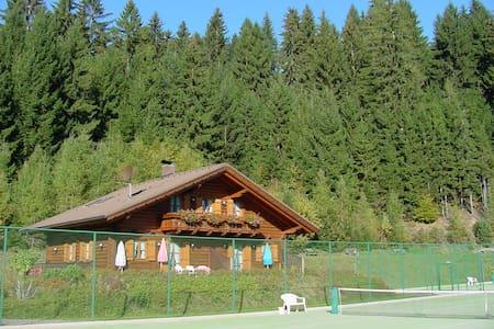Glocknerhaus Naturdomizil Kärnten - Kabin