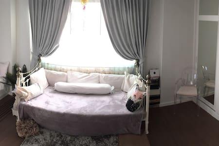 BKK Cozy Room in Private Cafe Style - Bangkok - Apartemen