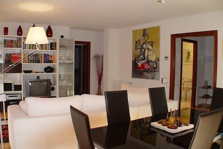 precioso piso al lado del parador  - La Lastrilla, segovia - Wohnung