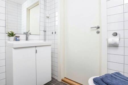 Private room- light and central apt - Apartamento