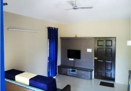 Exquisite 1BHK Apartment @ Benaulim - Wohnung