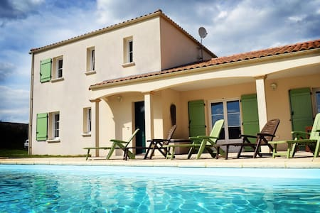 Villa Vendee - ideal for Vendee family holidays - Villa