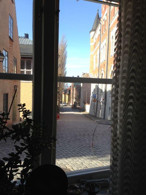Södra Kyrkogatan - Mitt i Innerstaden, 2rok