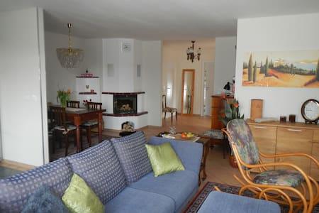 Perle am Main mit Wohlfühlgarantie - Sulzbach am Main - Appartement